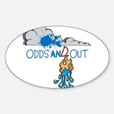 OYOOS Fun Odds design Decal