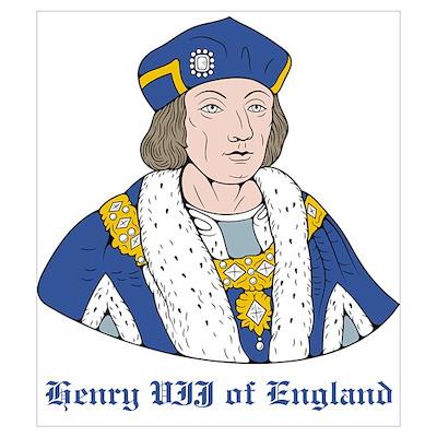 King Henry VII Poster