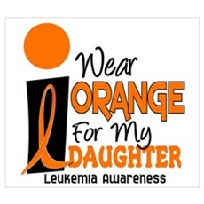 I Wear Orange For My Daughter 9 Leuk P Canvas Art