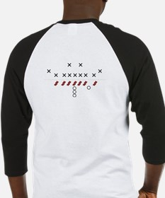 Team Bacon - Offensive Line - Baseball Jersey
