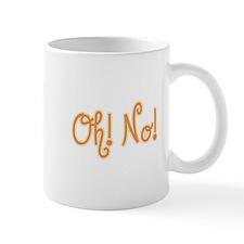 OhNo_Orange Mug