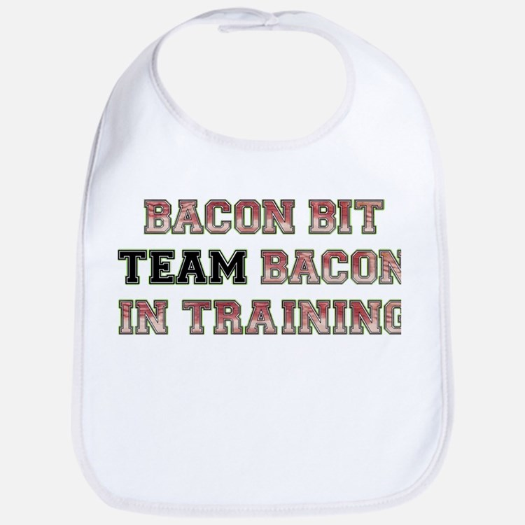 Team Bacon - Bacon Bit Bib