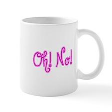 OhNo_Pink Mug