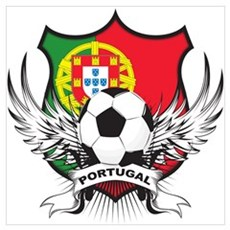 Portugal soccer Canvas Art