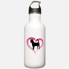 Heart My Chihuahua Water Bottle
