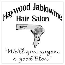 Haywood Jablowme Poster