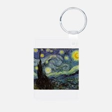Starry Night Keychains