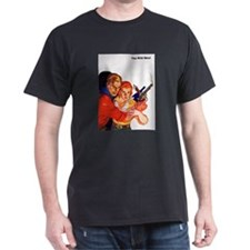 Wild West Gunfire and Guns T-Shirt