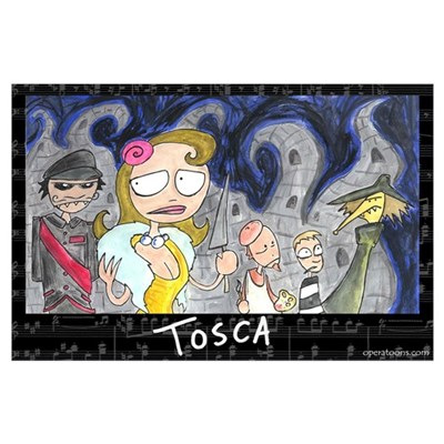 Tosca Poster