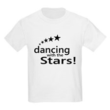 Dancing with the Stars Kids Light T-Shirt