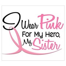 Pink For My Hero 3 SISTER Poster