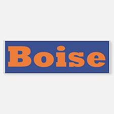 Boise Bumper Bumper Bumper Sticker