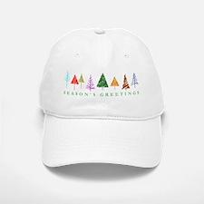 Christmas Trees Baseball Baseball Cap