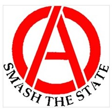 Smash the State Poster
