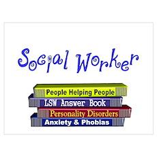 Social Worker Poster