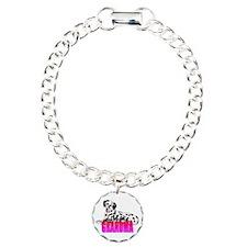 Dalmatian Grandma Bracelet