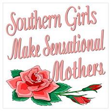 Sensational Mothers Poster