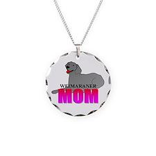 Weimaraner Mom Necklace