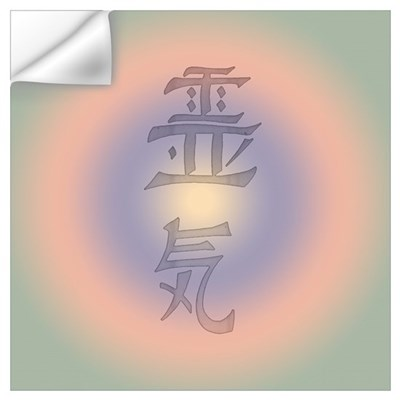 Reiki GentleGlo Wall Decal