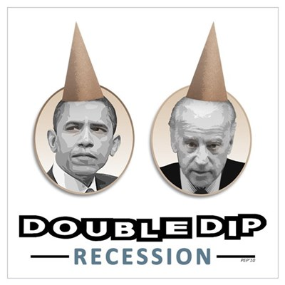 Double Dip Recession Poster