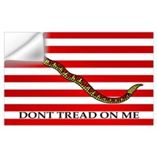 Don't Tread on Me (Gadsden, ) Wall Decal