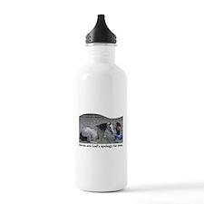 God's Apology Water Bottle