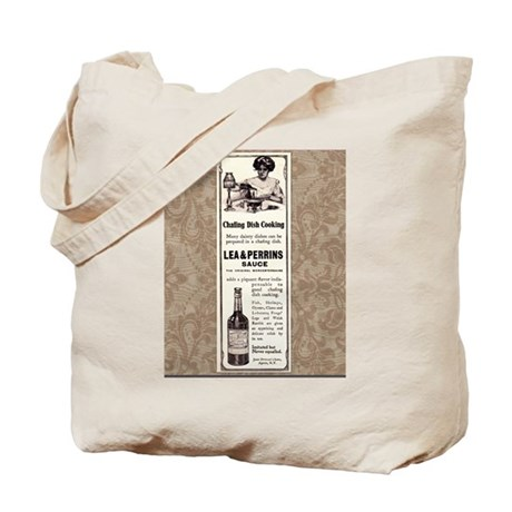 Edwardian Ad Tote Bag