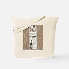 Edwardian Ad Tote Bag