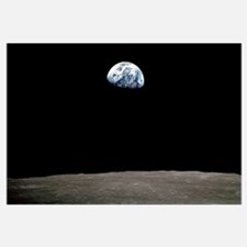 """Apollo 8 Earth and Moon"""