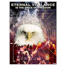 Eternal Vigilance Poster