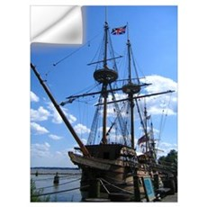 Jamestown, Virginia Wall Decal