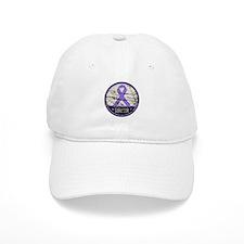 Hodgkins Disease Survivor Baseball Cap