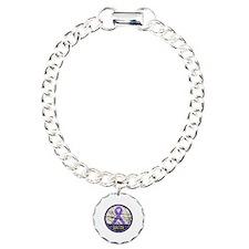 Hodgkins Disease Survivor Bracelet