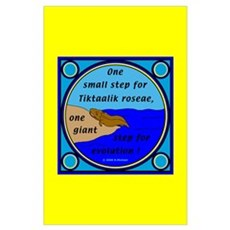 Tiktaalik Roseae Evolution Poster