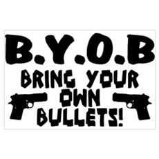 BYOB Poster