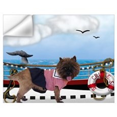 Cairn Terrier Wall Decal