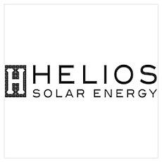 Helios Solar Energy Poster