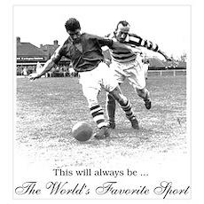 Favorite Sport Poster