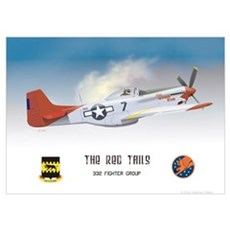 Tuskeegee Airmen Poster