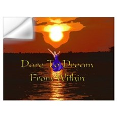 Dare To Dream Wall Decal
