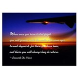 Aviation Wrapped Canvas Art
