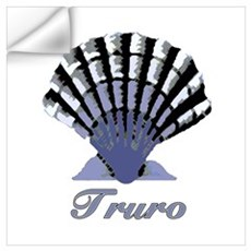Truro Shell Wall Decal