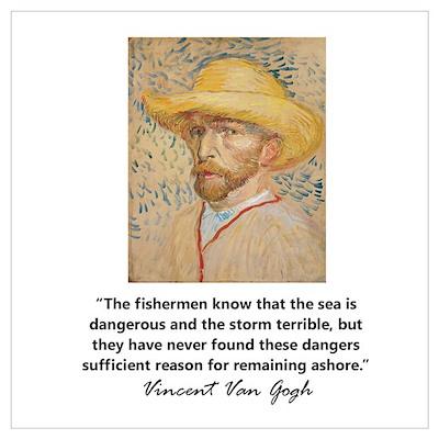 """""""Vincent Van Gogh"""" Poster"""