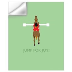NEW! JUMP FOR JOY! Wall Decal