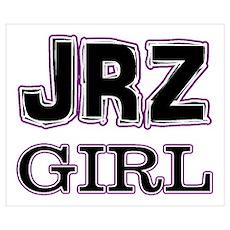 JRZ Girl Poster