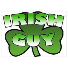 Irish Guy Poster