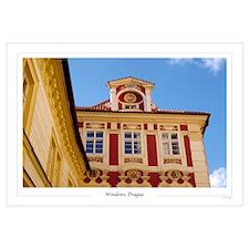 Prague : <br> Attic window