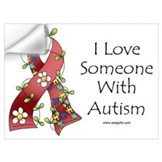 Autism Love Wall Decal