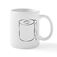 Toilet Paper Mug