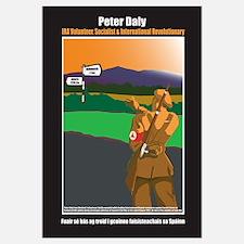 Large Peter Daly International Brigade